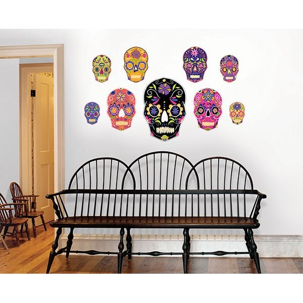 Picture of Skulls Large Wall Art Kits