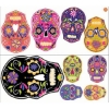 Skulls Large Wall Art Kit