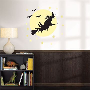 Picture of Witch Large Wall Art Kits