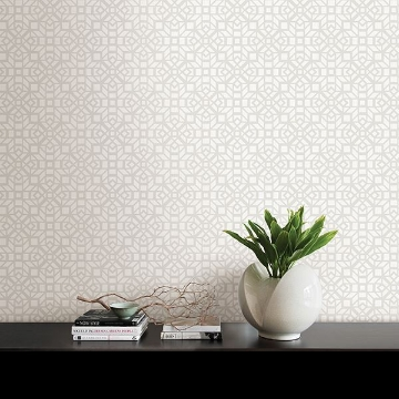 Picture of Element Neutral Mosaic Wallpaper