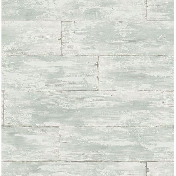 Picture of Shipwreck Light Grey Wood Wallpaper
