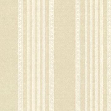 Picture of Adria Champagne Jacquard Stripe Wallpaper