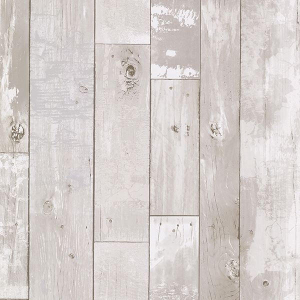 Picture of Ashwile Cream Wood Wallpaper