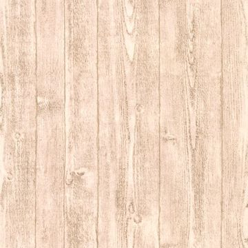 Picture of Orchard Light Grey Wood Panel Wallpaper