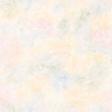 Picture of Sorbet Pastel Satin Plaster Wallpaper