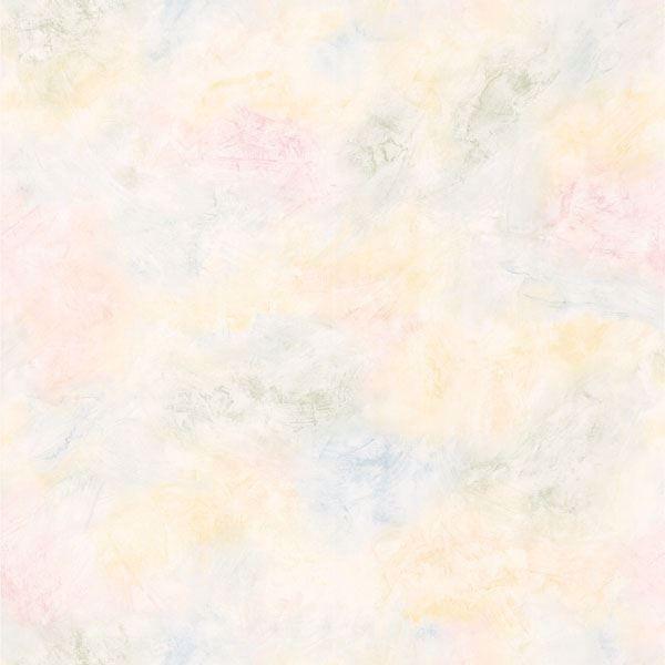 Picture of Sorbet Pastel Satin Plaster Wallpaper