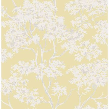Picture of Paix Yellow Trees Wallpaper