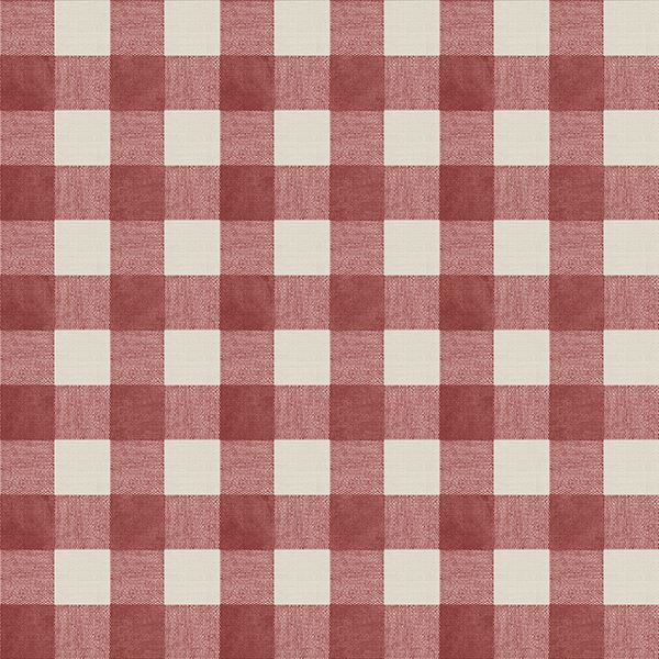 Picture of Claire Red Gingham Wallpaper