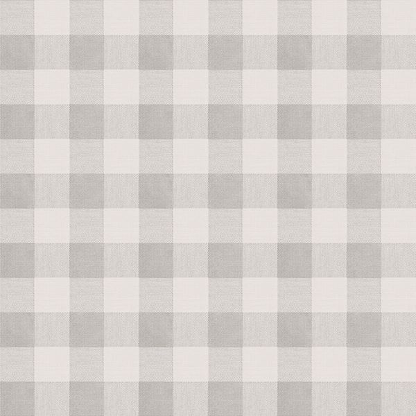 Picture of Claire Grey Gingham Wallpaper