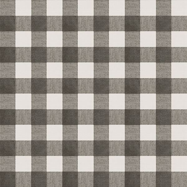 Picture of Claire Black Gingham Wallpaper