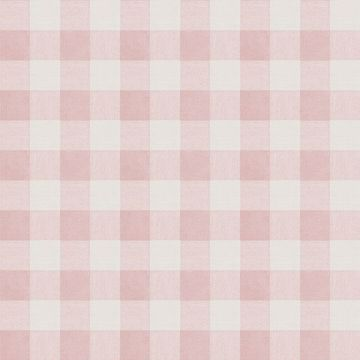 Picture of Claire Pink Gingham Wallpaper