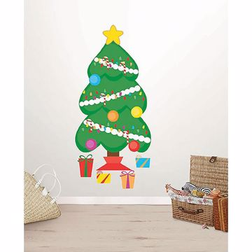 Picture of Decorate a Tree Small Wall Art Kits