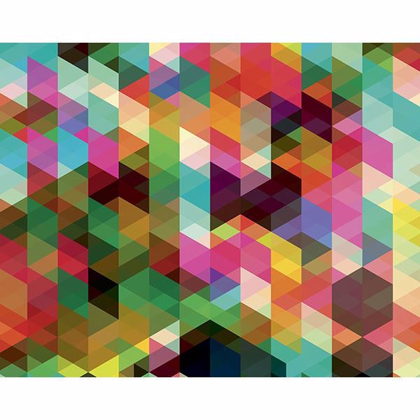 Picture of Geometrix Wall Mural