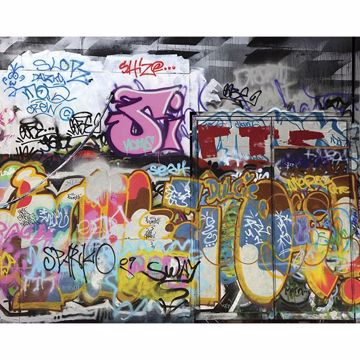 Picture of Graffiti Wall Mural