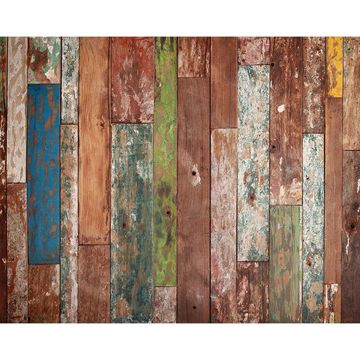 Picture of Weathered Wood Wall Mural