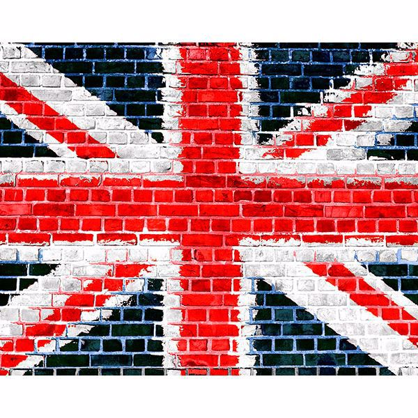 Picture of Union Brick Wall Mural