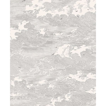 Picture of Palila Cream Cloud Wallpaper