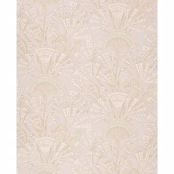 Picture of Zorah Pink Botanical Wallpaper