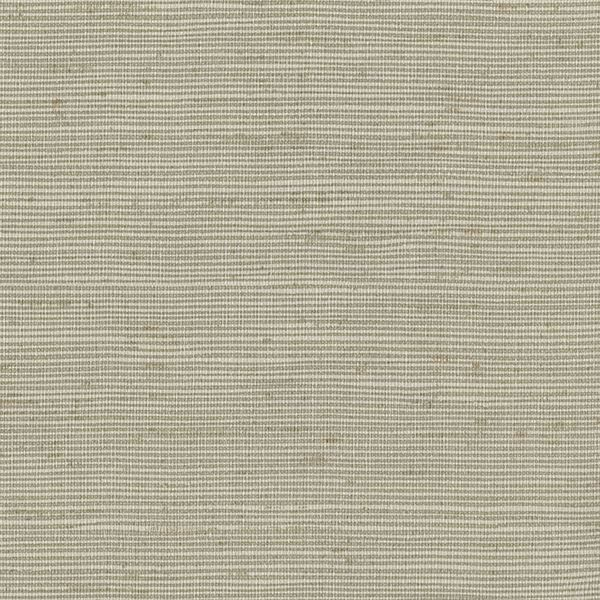 Picture of Alan Taupe Horizontal Slub Wallpaper