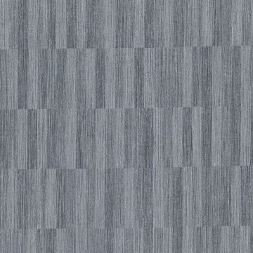 Picture of Barie Charcoal Vertical Tile Wallpaper