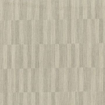 Picture of Barie Taupe Vertical Tile Wallpaper