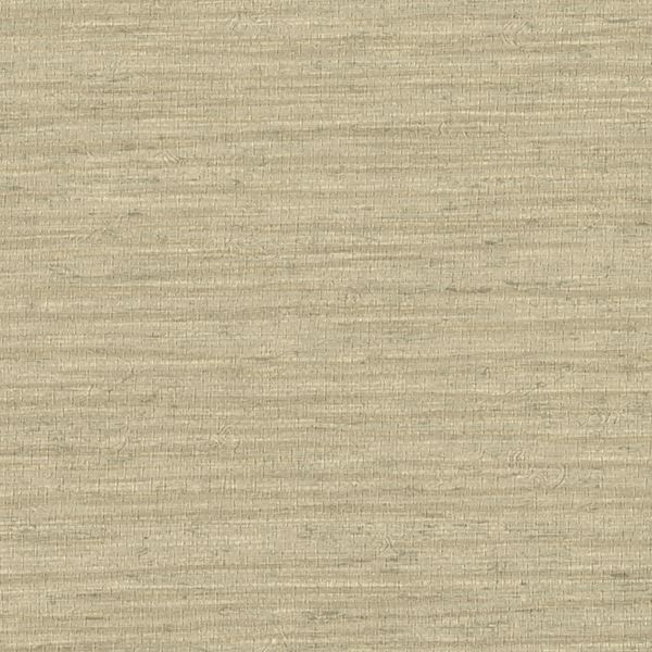 Picture of Bennie Taupe Faux Grasscloth Wallpaper