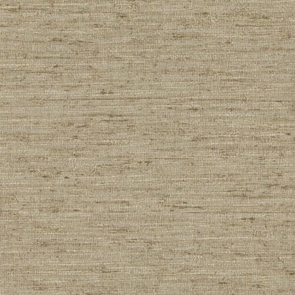 Picture of Bennie Brown Faux Grasscloth Wallpaper