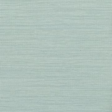 Picture of Giana Turquoise Horizontal Silk Wallpaper