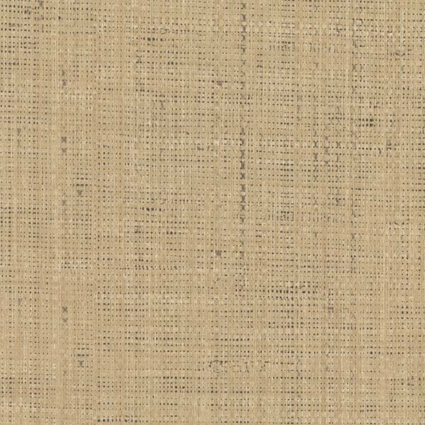 Picture of Jonus Honey Faux Grasscloth Wallpaper