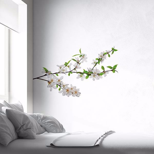 Picture of White Branch Wall Decals
