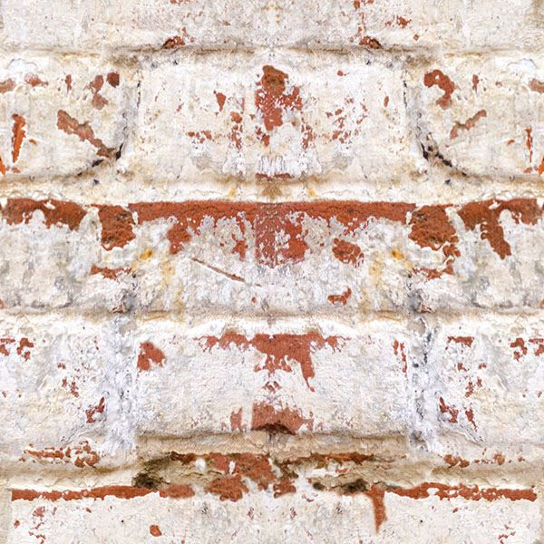 Picture of Old Bricks Peel and Stick Foam Tiles