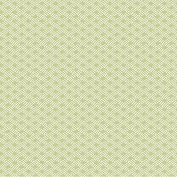 Picture of Sweetgrass Green Lattice Wallpaper