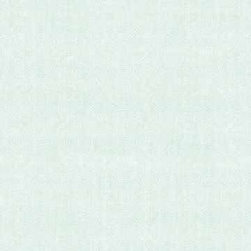 Picture of Spindrift Aqua Swirl Wallpaper