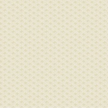 Picture of Sweetgrass Beige Lattice Wallpaper
