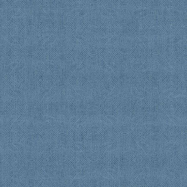 Picture of Spindrift Navy Swirl Wallpaper