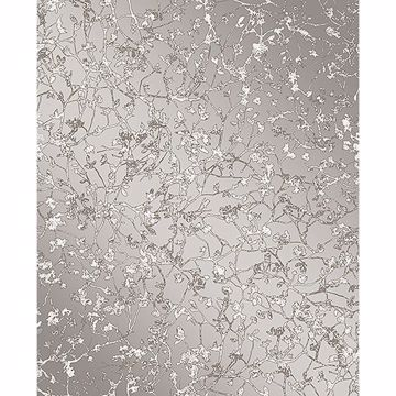 Picture of Palatine Grey Leaves Wallpaper