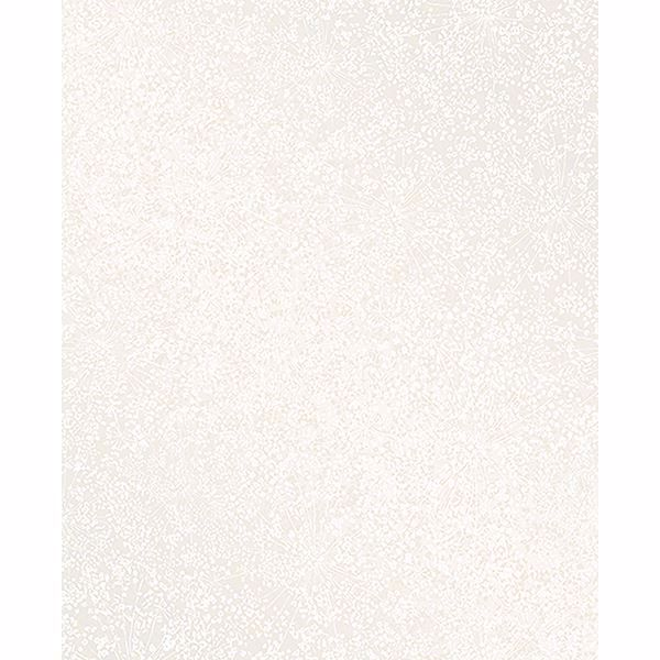 Picture of Dandi White Floral Wallpaper