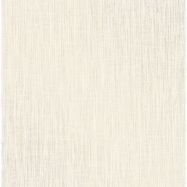 Picture of Elgin Beige Vertical Weave Wallpaper