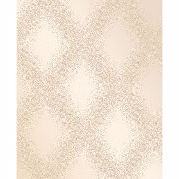 Picture of Peoria Gold Diamond Weave Wallpaper