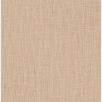 Picture of Elgin Gold Vertical Weave Wallpaper