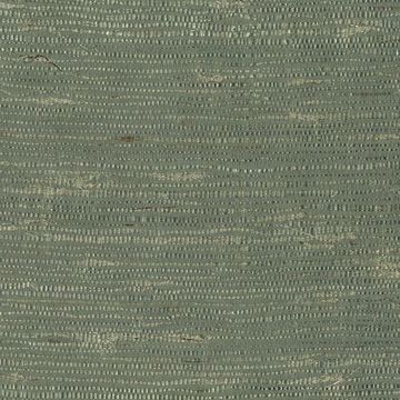 Picture of Green Arrowroot Grasscloth Wallpaper