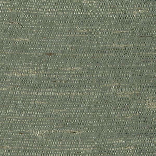Picture of Green Arrowroot Grasscloth Wallpaper