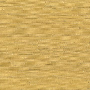 Picture of Gold Jute Grasscloth Wallpaper