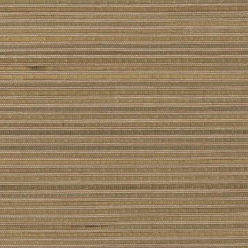 Picture of Light Brown Bamboo Grass & Sisal Grasscloth Wallpaper
