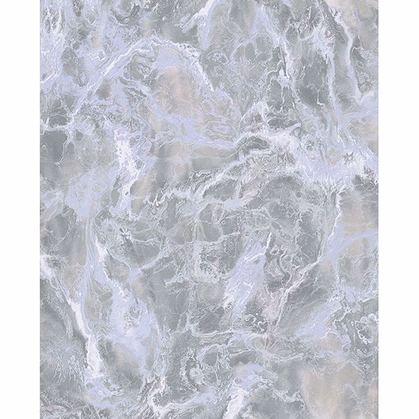 Picture of Botticino Charcoal Marble Wallpaper
