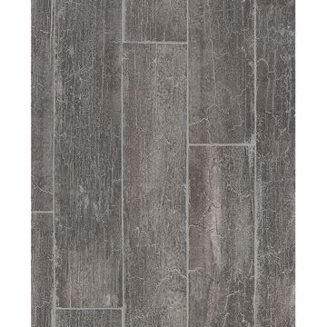 Picture of Esmee Charcoal Wood Wallpaper