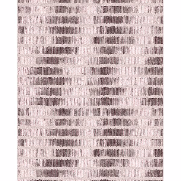 Picture of Solemn Lines Pale Pink Wall Mural