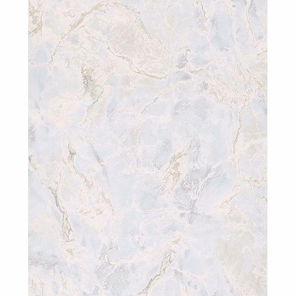 369004 Botticino Blue Marble Wallpaper By Eijffinger