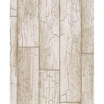 Picture of Esmee Beige Wood Wallpaper