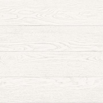 Picture of Salvaged White Wood Wallpaper
